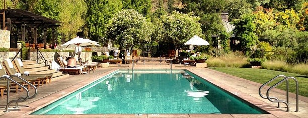 Calistoga Ranch is one of I Want Somewhere: Hotels & Resorts.