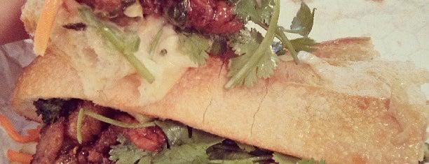 Hanoi Sandwich is one of NYC Food.