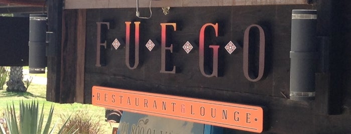 FUEGO Restaurant & Lounge is one of Baja.