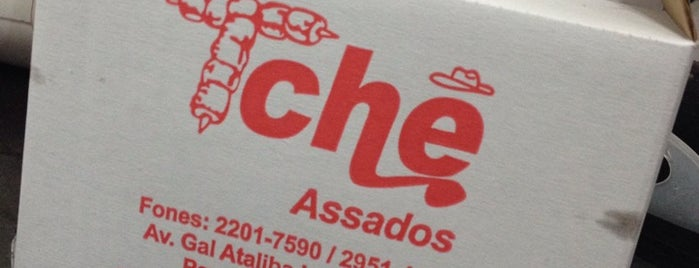 Tchê is one of Compras.