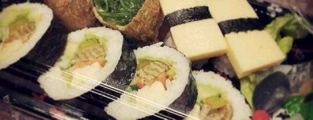 Cherry Blossom - Sushi Bar is one of Japanese Restaurants in Adelaide.