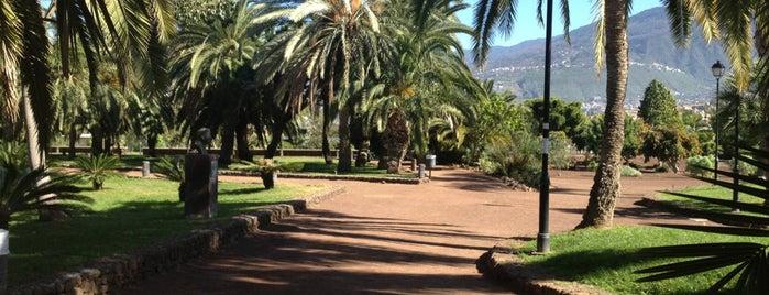 Parque de la Sortija is one of Islas Canarias: Tenerife.