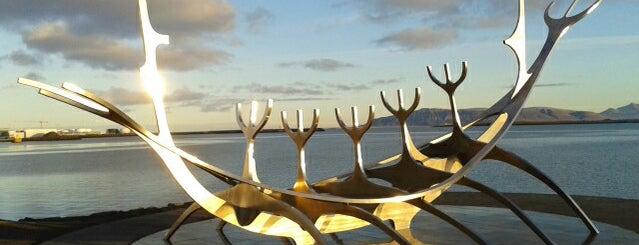 Sun Voyager is one of Spring Break Reykjavik!.