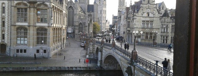 Hostel Uppelink is one of To-Do in Ghent.