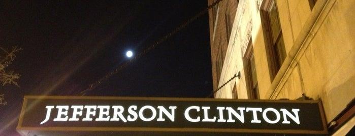 Jefferson Clinton Hotel is one of blah.