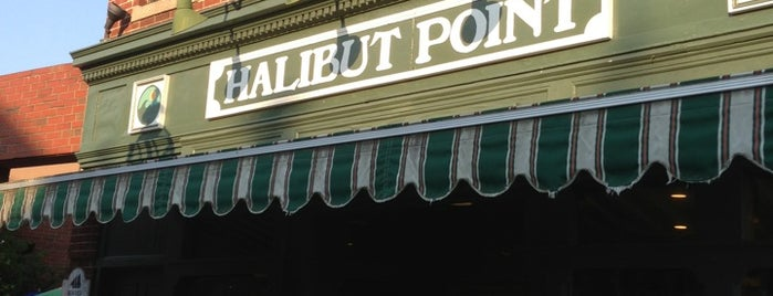 Halibut Point Restaurant & Pub is one of Restaurants to try.