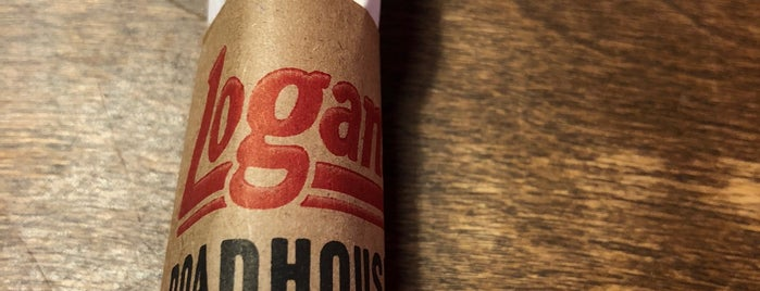 Logan's Roadhouse is one of Dining in the Shoals.