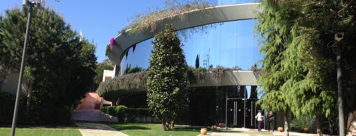 IESE Business School - North Campus is one of Barcelona Schools.