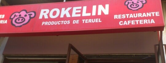 Rokelin is one of The 20 best value restaurants in Valencia, España.