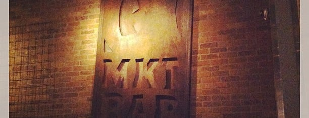 MKT BAR is one of Houston Craft Beer.
