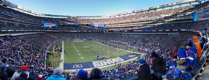 MetLife Stadium is one of New York.