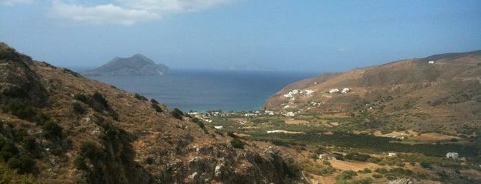 Amorgos is one of istiyorumgidicem!!.