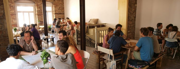 Impact HUB Athens is one of ImpactHUB Global Locations.