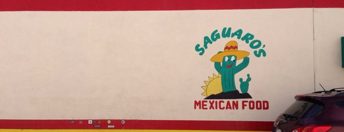 Saguaro's Mexican Food is one of Guide to San Diego's best spots.