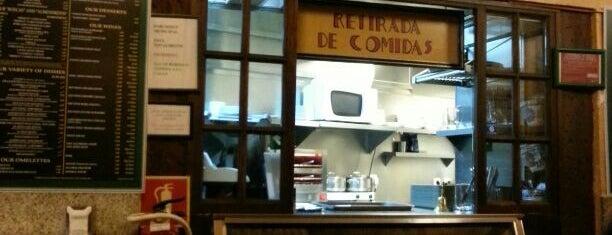 Taberna Almendro 13 is one of Madrid: de Tapas, Tabernas y +.