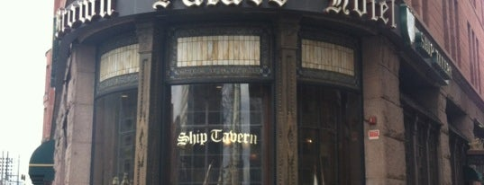 Ship Tavern at The Brown Palace is one of Must-visit American Restaurants in Denver.