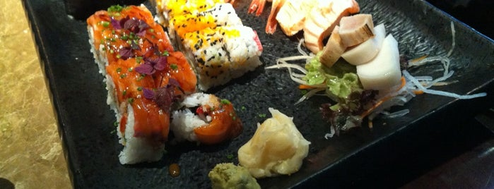 Oishii - Sushi, Grill & More is one of Nice places to eat.