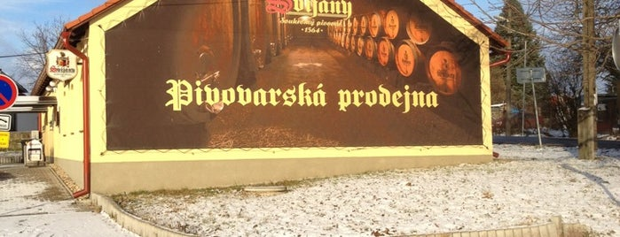 Pivovar Svijany is one of Pivovary ČR - Czech Breweries.