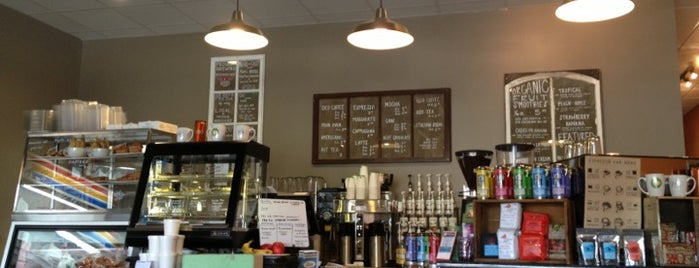Cafe Zojo is one of Places to Go in CU.