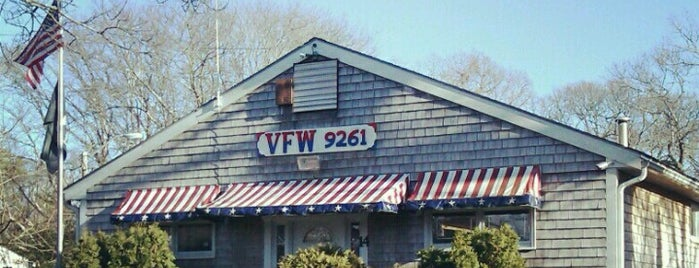 VFW Hall is one of Martha's Vineyard.