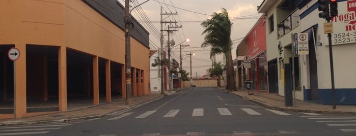 Centro is one of Rio claro.