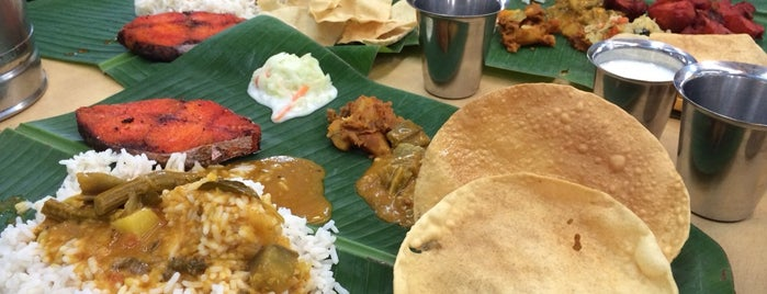 Vishal Food And Catering is one of Makan @ KL #8.