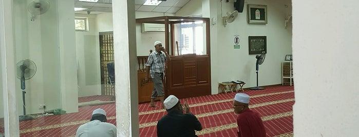Surau al-Furqan is one of Masjid Dan Surau.