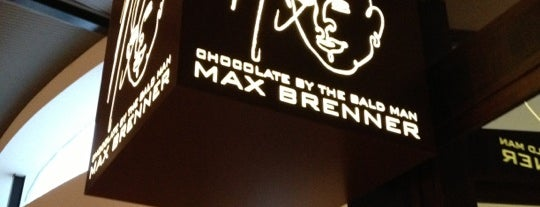 Max Brenner Chocolate Bar is one of Chilling out.