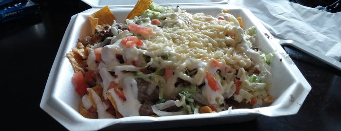 Burritos is one of Must-visit Food and Drink Shops in Clarksville.
