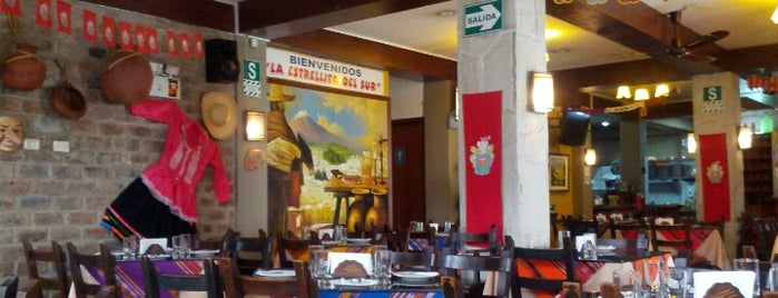 La Estrellita del Sur is one of The 20 best value restaurants in Lima.