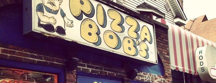 Pizza Bob's is one of Ann Arbor bucket list.