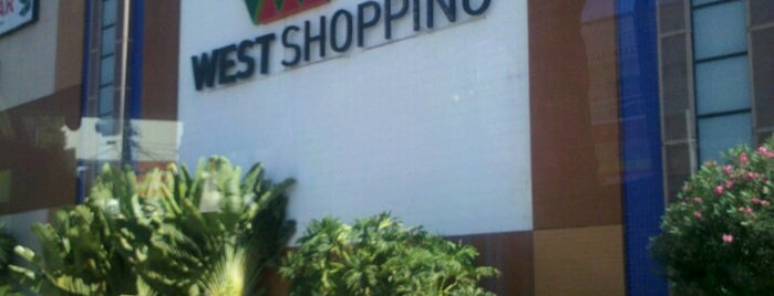 West Shopping is one of Comida & Diversão RJ.