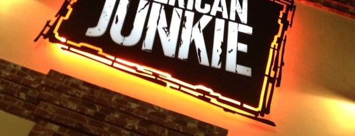 American Junkie is one of My favorite Pubs and clubs.