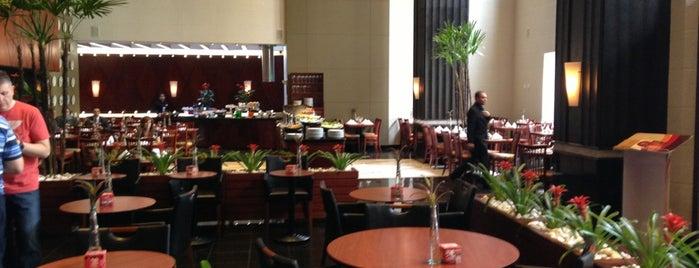 Radisson Hotel Curitiba is one of Curitiba Restaurant Week 2016 (14ª Edição).