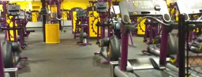 Planet Fitness is one of My places!.