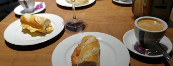 Café Bizvete is one of De Pitxos por Bilbao.