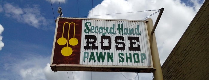 Second Hand Rose is one of Tulsa Metro Area To Do.