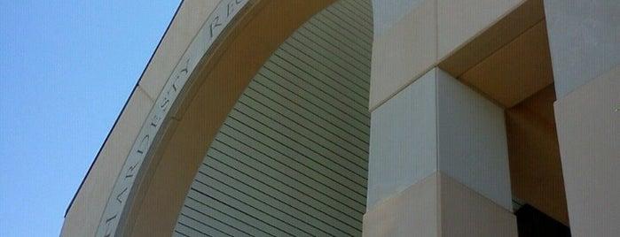Hardesty Regional Library is one of Free WIFI in Tulsa.