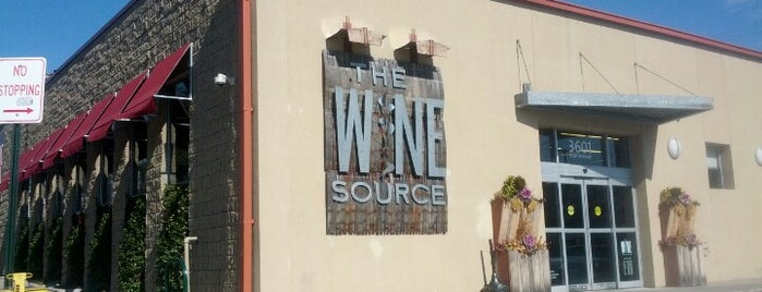 The Wine Source is one of Baltimore.