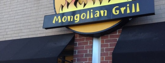 bd's Mongolian Grill is one of Better Fast Food.