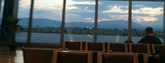 Konya Havalimanı (KYA) is one of Havalimanları.