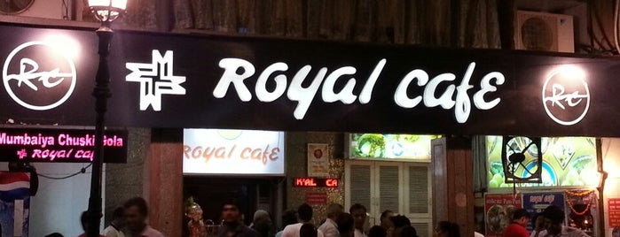 Royal Cafe is one of Guide to Lucknow's best spots.