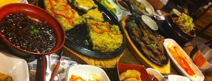 Song Cook's Authentic Korean Restaurant is one of Nom nom in GTA.