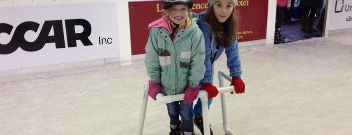 Bellevue Ice Skating is one of Bellevue Christmas List.