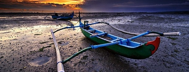 Tuban Beach is one of BALI....