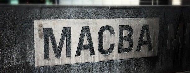 Museo de Arte Contemporáneo de Barcelona (MACBA) is one of BARCELONA.