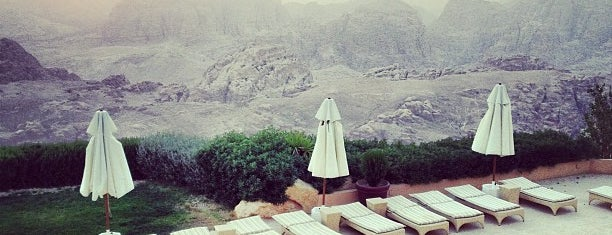 Petra Marriott Hotel is one of Jordan.