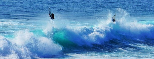 Suluban Beach is one of Bali.