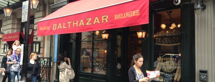 Balthazar is one of London Breakfasts.