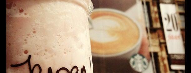 Starbucks is one of Student van UGent.